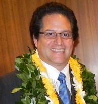 Sen. J. Kalani English. Courtesy file photo.