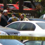 May 22, 2012 shooting at the Mana Kai on Maui. File photo by Wendy Osher.