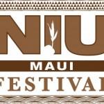 Niu Festival Maui logo. Courtesy image.