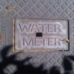 Water meter. Photo by Wendy Osher.