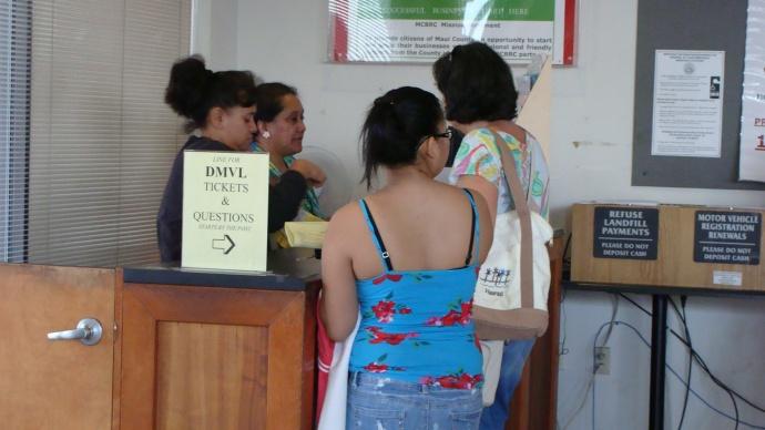 DMV file photo by Wendy Osher.