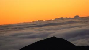 Haleakalā summit photo by Wendy Osher.