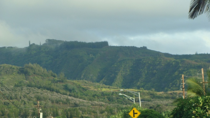 Emergency Rock Removal Project on Kahekili Highway, Jan. 9-11