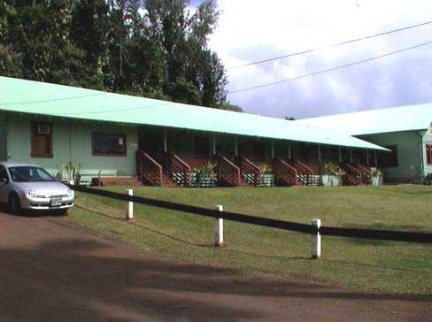 Hana Community Center. Photo courtesy of County of Maui.