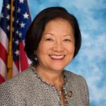 US Rep. Mazie Hirono. Photo courtesy US Senate.