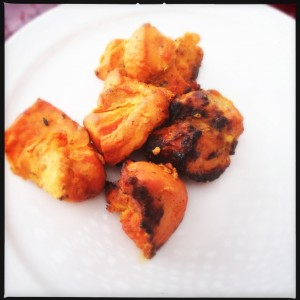 Tandoori chicken: Monsoon India