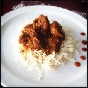 Lamb Vindaloo: Monsoon India