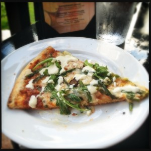 Generoso pizza Manoli's Pizza Co