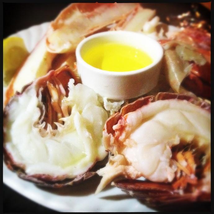 Kona lobster at Duo