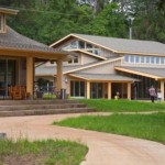 The Montessori School of Maui is one of a handful of LEED certified school in Hawaii and the first on Maui.  Photo by Ron Dahlquist.