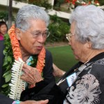 Maui Democratic Party Honors Senator Akaka