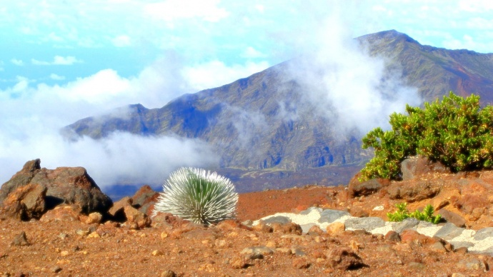 Haleakala photo by Wendy Osher.