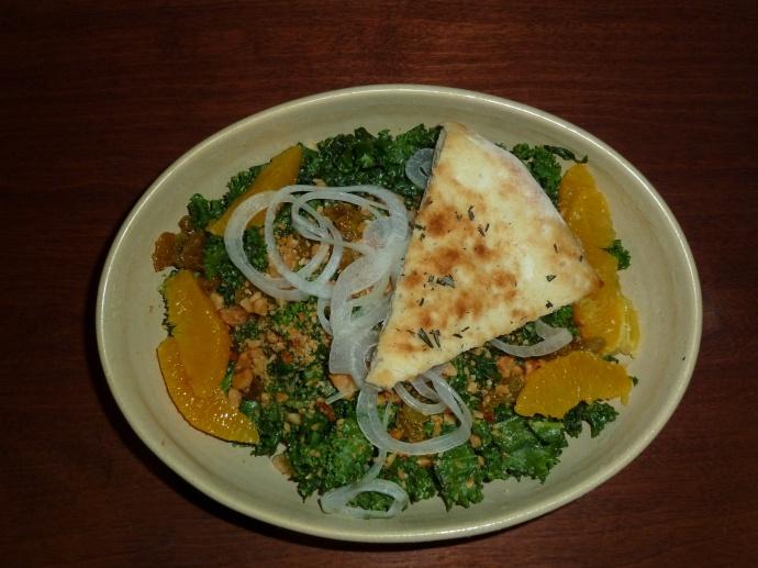 kale salad-monkeypod