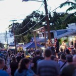 Makawao Third Friday town party. Photo by Jack Grace.