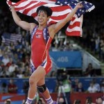 Hawaii's Chun Wins Bronze Medal in Wrestling