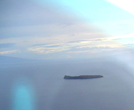 Molokini Crater. File photo by Wendy Osher.