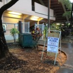 A 2012 polling location on the Big Island. More than half polling places failed to open on time for the August 11 primary election. Photo by Josh Pacheco.