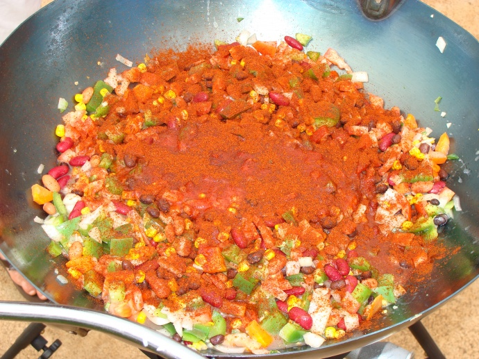 Chili Cook-off, file photo by Wendy Osher.