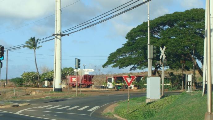 Sugar Cane Train, file photo by Wendy Osher.