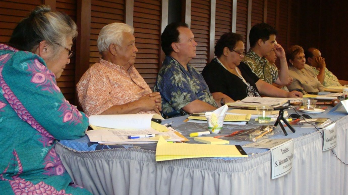 OHA Board of Trustees. File photo by Wendy Osher.