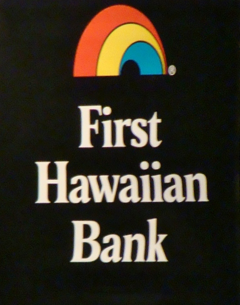 First Hawaiian Bank. Photo by Wendy Osher.