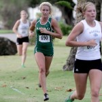 The UH cross country team will host the 12th Annual Big Wave Invitational Saturday. Photo by UH Athletics.