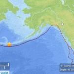 No Tsunami Threat to Hawai'i, 6.9 Quake in Aleutian Islands