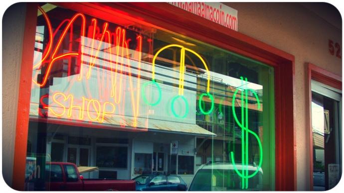 Kama'aina Loan. Photo by Wendy Osher.