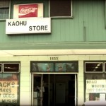 Kaohu Store building. Photo by Wendy Osher.