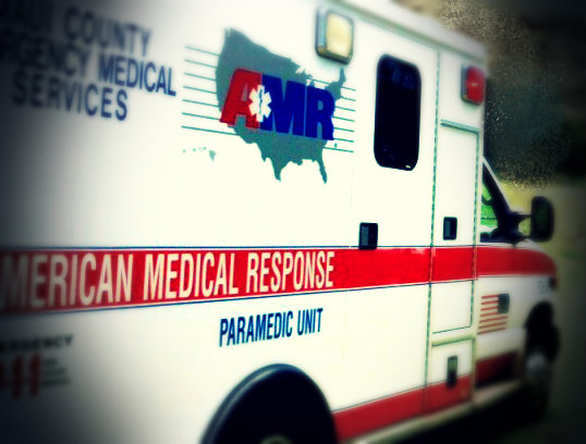File photo, medics.
