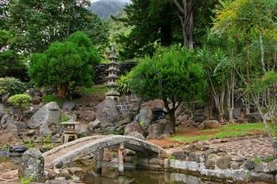 Japanese Garden, Kepaniwai Park at ʻĪao, Maui. Courtesy photo.