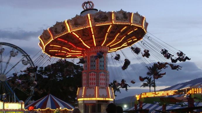 Maui Fair 2012, photo by Wendy Osher.