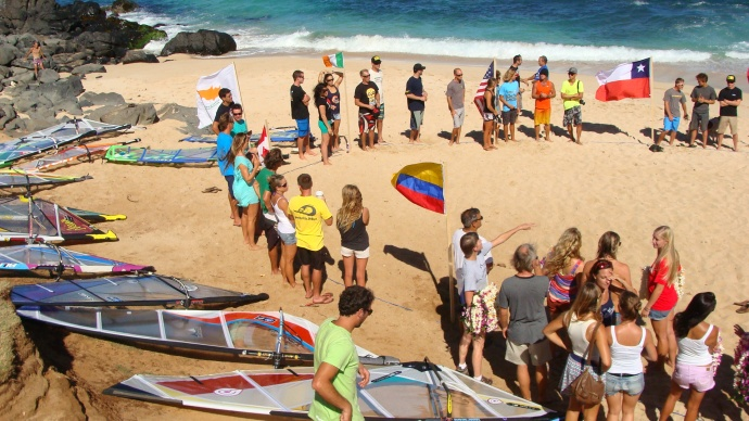 Maui Makani Classic 2012, photo by Wendy Osher.