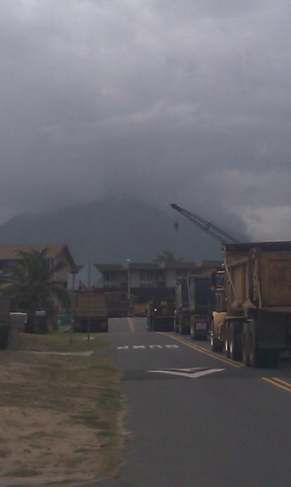 trucks-using-residential-streets-wailuku