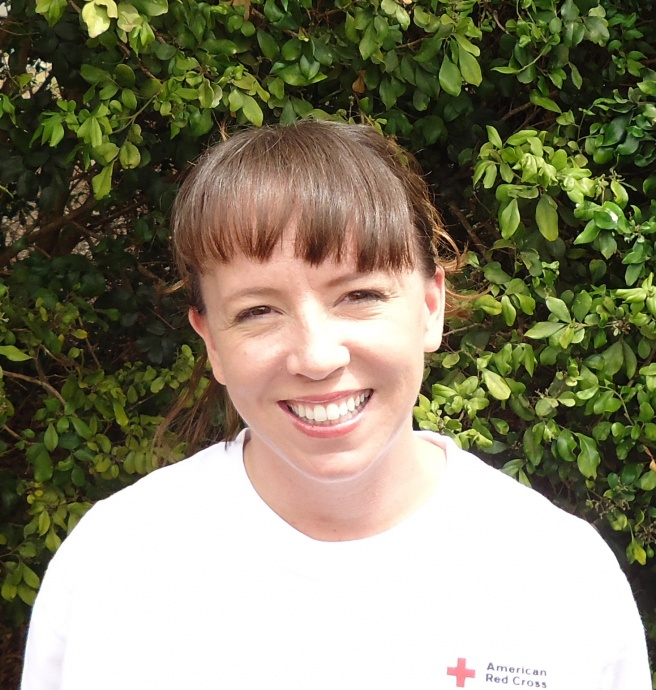 Shannan Pyland, 2012 Maui Red Cross Volunteer of the Year. Courtesy photo.
