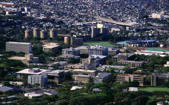 UH-campus