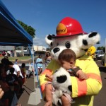 October is Fire Safety Month. Photo courtesy of Maui Fire Department.