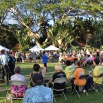 Maui Democrats Rally Days Before General Election