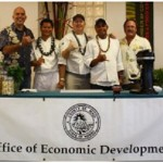 Molokai Business & Food Expo 2011. Photo courtesy of Molokai Chamber.