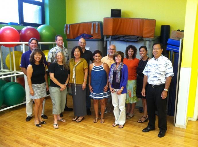Maui YMCA Board of Directors. Courtesy file photo.