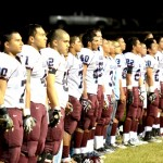 Baldwin High School will lineup for Mililani on Friday, starting at 5 p.m. on OC16 Television. Photo by Rodney S. Yap.