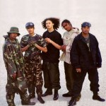 Bone Thugs N Harmony after a stint in the army...or maybe not. Courtesy image.
