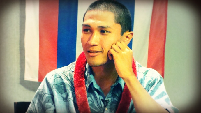 District 11 State House member elect, Kaniela Ing. Photo by Wendy Osher.