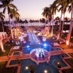 "The Grand Wailea Reflection Pool, the venue for next Saturday's ""DaVine Experience"". Photo courtesy Grand Wailea"