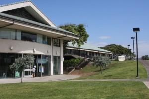 University of Hawai'i Maui College's Pilina building houses the UHMC Food Innovation Center. Photo courtesy of UHMC.