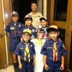 Cub Scouts Pac 40, courtesy photo.