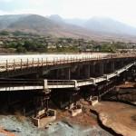 Kahoma Bridge Topping Off, Milestone for Honoapiilani