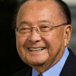 US Senator Daniel Inouye, courtesy photo.