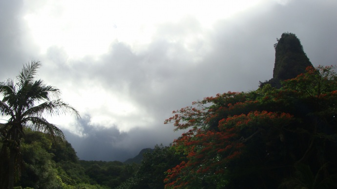 'Iao Valley, file photo by Wendy Osher.