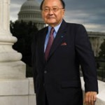 US Sen. Daniel Inouye, image courtesy Hawaii Community Foundation.